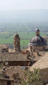 Springtime in Assisi